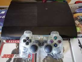 Sony PS3 with games for sale
