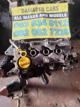Renault Clio 4 900cc engine spares available