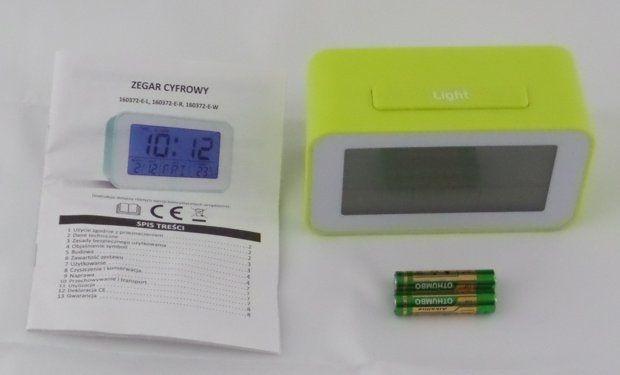 Cyfrowy zegarek, termometr, budzik, timer - 3 kolory - NOWE Augustów - image 6