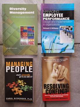 How To Manage People Books