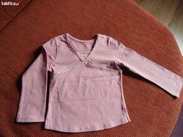 śliczne bluzeczki dla dziewczynki