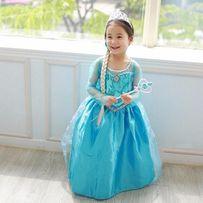 Платье Эльзы из м/ф Холодное сердце FROZEN