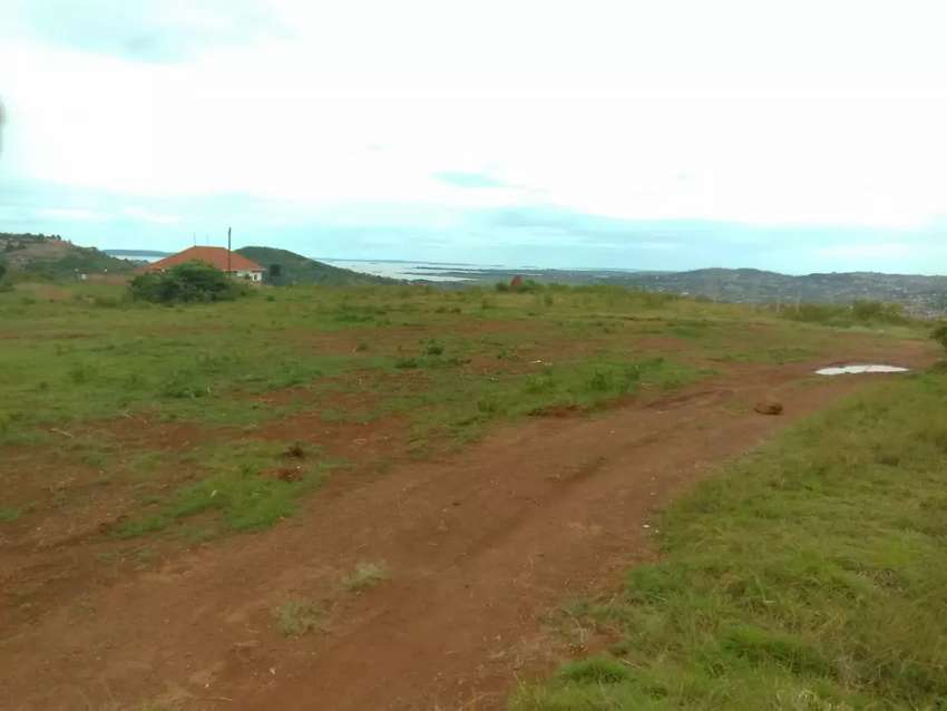 Are u looking for plot with thousands views of  lake after munyonyo 0