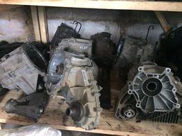 BMW X5 E53 раздатка-редуктор передний-задний 3.91-3.73-3.64-4.10