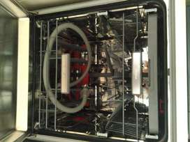 Whirlpool 6th sense dishwasher