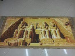 Oryginalny, duży papirus. 100 % oryginał.