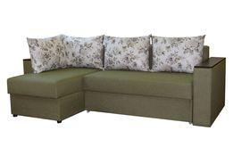 Угловой диван Сержио 2 с открывными быльцами. Акция!