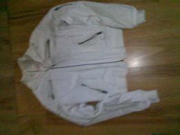 kurtka biała