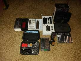 Vapes and extras sell or swop