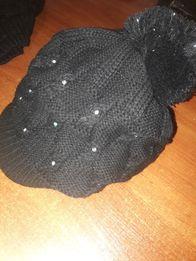Продам шапки зимние ( одна новая, другая б/у)