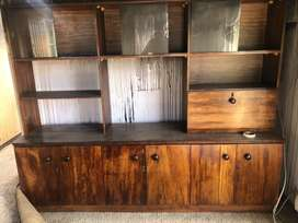 Dining room shelf available