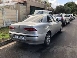 Well maintained Alfa 156