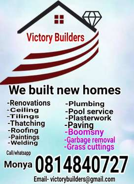 Building new homes and Renovation