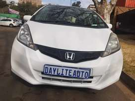 2013 Honda Jazz 1.5 Manual