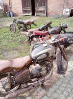Skup zabytkowych motocykli do 1980 roku oraz czesci gotowka cala Polsk