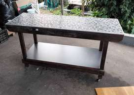 Braai table,coffee table and TV stand
