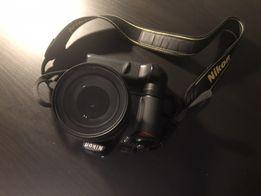 ZESTAW Nikon D3100 + DUŻO AKCESORIÓW lampa zenit torba grip