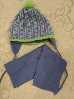 Набір новий шапка шарф набор