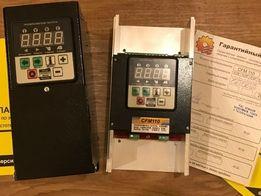 Перетворювач частоти, частотный преобразователь, частотник, мотор