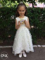 Нарядное детское бальное платье Rolly (возможен прокат)