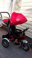 Усиленный!!! велосипед детский трёхколёсный