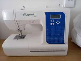 Ees200 Empisal blue sewing machine