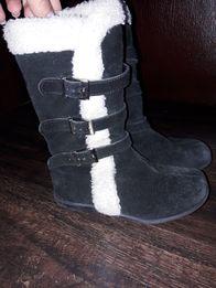 Сапоги, ботинки, сапожки демисезонные, размер 26-27