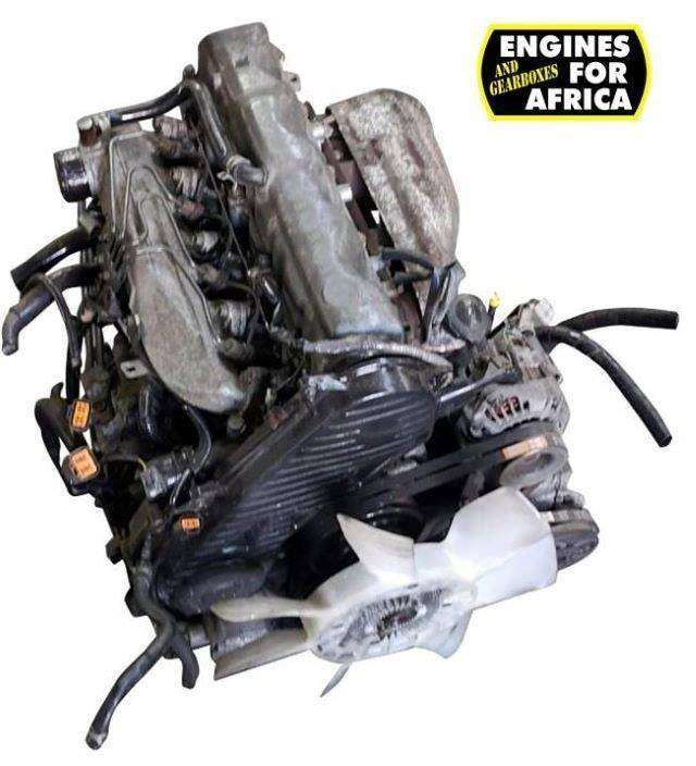 Mazda Drifter 2.5D WL 12v Non Turbo Engine Used For Sale 0