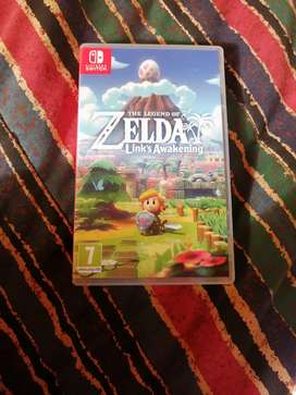 The legend of zelda links awakening (Nintendo switch game)