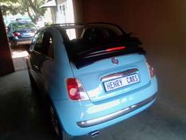Fiat 500s 1.4 Automatic For Sale