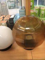 Светильник уличный шар OML