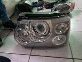 Randrover headlight for sale