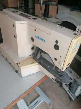 Industrial bartec sewing machine