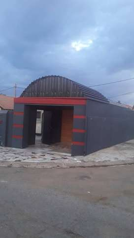 house for rental at protea city