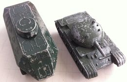 Игрушка СССР Днепр военная техника