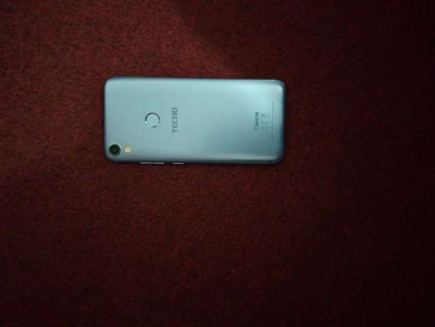 Used Tecno camon cm without a scratch 0