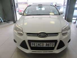 2012 Ford Focus 1.6 Engine Capacity