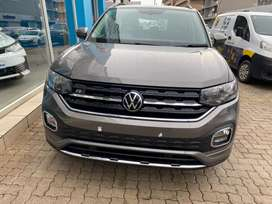 Volkswagen T cross c/line manual R line 1.0 tsi