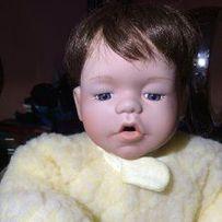 Фарфоровая Кукла Малыш