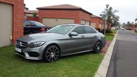 2014 Merc Benz C220d Auto AMG - GENUINE 57151km - FSH - MUST b SEEN