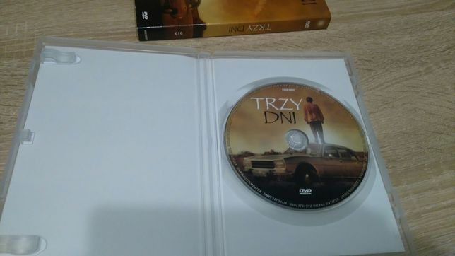 """Trzy dni"" film DVD lektor pl Sosnowiec - image 4"
