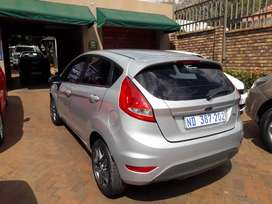 Ford Fiesta 1.6 Hatchback Automatic For Sale
