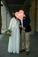 Свадебное платье для беременных, сукня весільна для вагітних