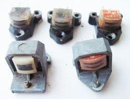 Стирающие головки к катушечным макнитофонам I-го и II класса