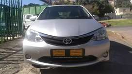 TOYOTA ETIOS HATCHBACK IN EXCELLENT CONDITION