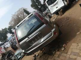 Nissan Xtrail for Stripping