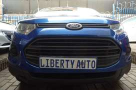 2015 #Ford #EcoSport 1.5 #Ambiente #SUV Manual 45,000km C LIBERTY AUTO