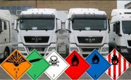 Обучение водителей на перевозку опасных грузов,с выдачей ДОПОГа