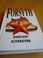"""Frederick Forsyth - """"Diabelska alternatywa"""" nowa"""