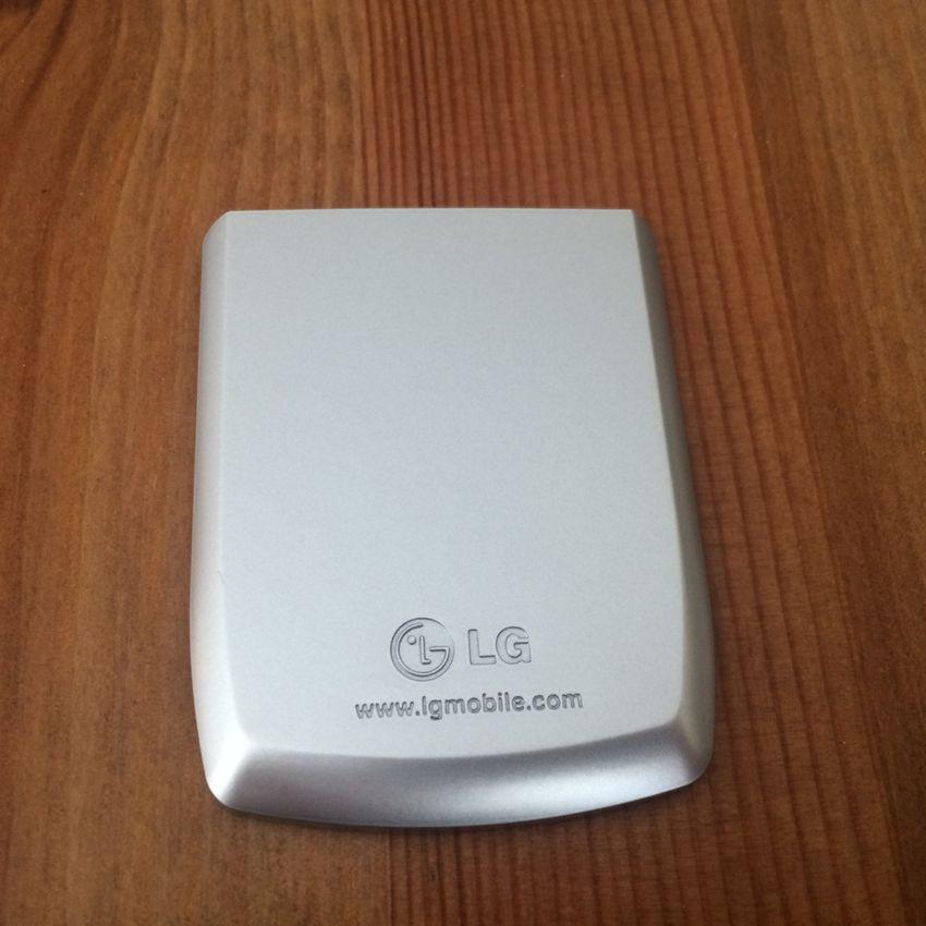 LG KE550 originální bateie LGLP-GBIM 3,7V 800mAh stříbrná 0